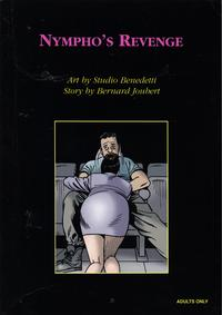 Cover Thumbnail for Nympho's Revenge (Last Gasp, 2003 series)