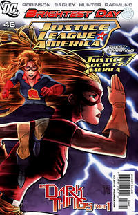 Cover Thumbnail for Justice League of America (DC, 2006 series) #46 [Francis Manapul Cover]