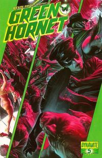 Cover Thumbnail for Green Hornet (Dynamite Entertainment, 2010 series) #5 [Alex Ross regular cover]