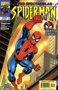 Cover Thumbnail for The Spectacular Spider-Man (Marvel, 1976 series) #257
