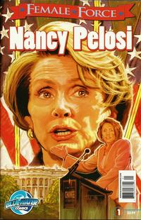 Cover Thumbnail for Female Force Nancy Pelosi (Bluewater / Storm / Stormfront / Tidalwave, 2010 series) #1