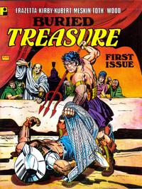 Cover Thumbnail for Buried Treasure (Pure Imagination, 1986 series) #1