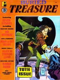 Cover Thumbnail for Buried Treasure (Pure Imagination, 1986 series) #3