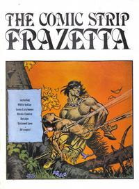 Cover Thumbnail for The Comic Strip Frazetta (Pure Imagination, 1980 series)