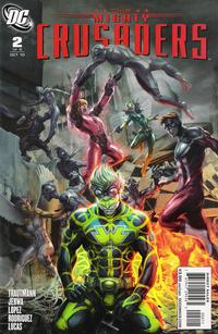 Cover Thumbnail for The Mighty Crusaders (DC, 2010 series) #2