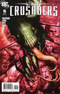 Cover Thumbnail for The Mighty Crusaders (DC, 2010 series) #5