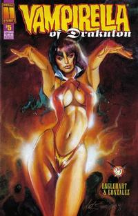 Cover Thumbnail for Vampirella of Drakulon (Harris Comics, 1996 series) #5