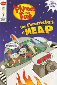 Cover Thumbnail for Phineas and Ferb: The Chronicles of Meap (Disney, 2010 series) #[nn]
