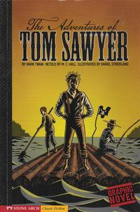 Cover Thumbnail for The Adventures of Tom Sawyer (Capstone Publishers, 2007 series)