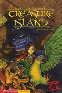 Cover Thumbnail for Treasure Island (Capstone Publishers, 2007 series)