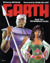 Cover Thumbnail for Garth (Titan, 1985 series) #2 - The Women of Galba