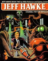 Cover Thumbnail for Jeff Hawke (Titan, 1986 series) #2