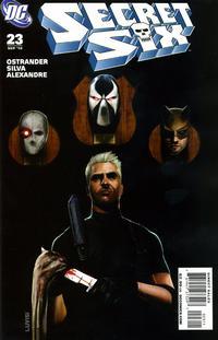 Cover Thumbnail for Secret Six (DC, 2008 series) #23