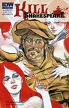 Cover for Kill Shakespeare (IDW, 2010 series) #3