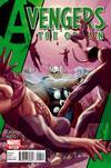 Cover for Avengers: The Origin (Marvel, 2010 series) #4