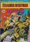Cover for Etranges Aventures (Arédit-Artima, 1966 series) #52