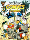 Cover for Walt Disney's Comics in Color (Gladstone, 1988 series) #1
