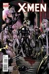 Cover Thumbnail for X-Men (2010 series) #1 [Paco Medina Vampire Variant Cover]