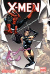Cover Thumbnail for X-Men (2010 series) #1 [Paco Medina Gateway Variant Cover]