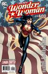 Cover Thumbnail for Wonder Woman (2006 series) #600 [2nd Printing]