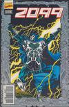 Cover for 2099 (Semic S.A., 1993 series) #2