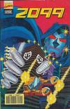Cover for 2099 (Semic S.A., 1993 series) #4