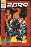 Cover for 2099 (Semic S.A., 1993 series) #34