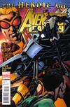 Cover Thumbnail for Avengers Academy (2010 series) #1 [2nd printing variant]