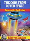 Cover for The Gods from Outer Space: Descent in the Andes (Dell, 1978 series)