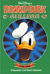 Cover for Donald Duck bøker [Gullbøker] (Hjemmet / Egmont, 1984 series) #[1988] - Gullegg