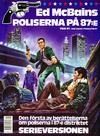 Cover for Poliserna på 87:e (Semic, 1990 series)