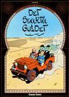 Cover for Tintins äventyr: Det svarta guldet (Bonnier Carlsen, 2010 series)