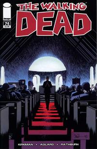 Cover Thumbnail for The Walking Dead (Image, 2003 series) #74