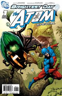 Cover Thumbnail for Brightest Day: The Atom Special (DC, 2010 series) #1