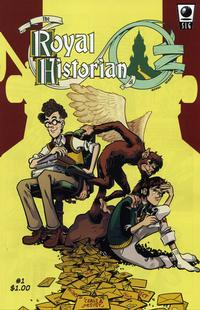 Cover Thumbnail for Royal Historian of Oz (Slave Labor, 2010 series) #1