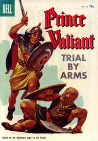 Cover Thumbnail for Four Color (Dell, 1942 series) #788 - Prince Valiant