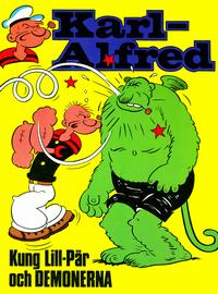 Cover Thumbnail for Karl-Alfred: Kung Lill-Pär och Demonerna (Semic, 1981 series)
