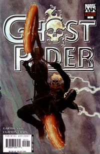 Cover Thumbnail for Ghost Rider (Marvel, 2005 series) #1 [Esad Ribic Variant]