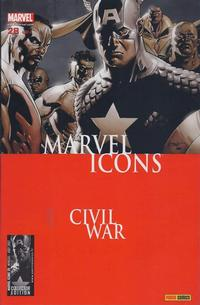 Cover Thumbnail for Marvel Icons (Panini France, 2005 series) #28