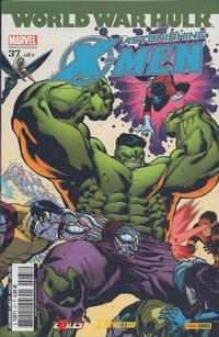 Cover Thumbnail for Astonishing X-Men (Panini France, 2005 series) #37