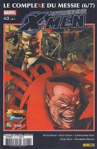 Cover Thumbnail for Astonishing X-Men (Panini France, 2005 series) #43