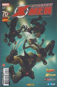 Cover Thumbnail for Astonishing X-Men (Panini France, 2005 series) #47