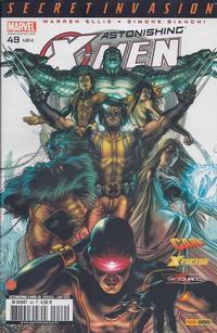 Cover Thumbnail for Astonishing X-Men (Panini France, 2005 series) #49