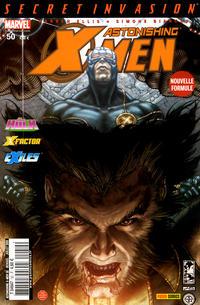 Cover Thumbnail for Astonishing X-Men (Panini France, 2005 series) #50