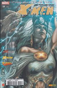 Cover Thumbnail for Astonishing X-Men (Panini France, 2005 series) #54