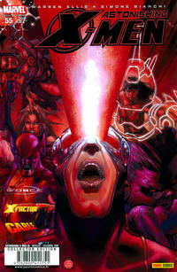 Cover Thumbnail for Astonishing X-Men (Panini France, 2005 series) #55 [Collector Edition]