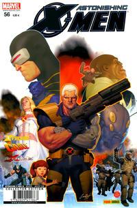 Cover Thumbnail for Astonishing X-Men (Panini France, 2005 series) #56