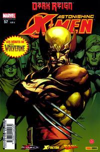 Cover Thumbnail for Astonishing X-Men (Panini France, 2005 series) #57