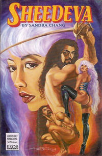 Cover Thumbnail for Sheedeva (Fantagraphics, 1994 series) #1
