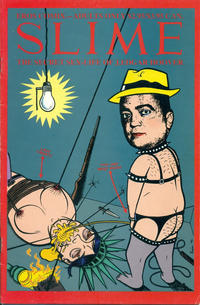 Cover Thumbnail for Slime: The Secret Sex-Life of J. Edgar Hoover (Fantagraphics, 1995 series) #1